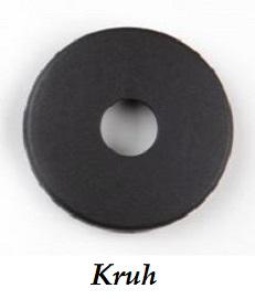 Kruhová fixácia v textilných kobercoch do auta