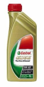 Castrol EDGE 5W-40 Turbo Diesel / 1L