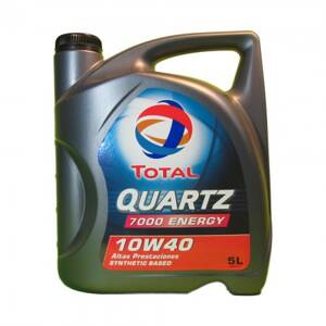 Total Quartz 7000 Energy 10W-40 / 5L