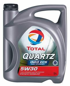 Total Quartz Ineo ECS 5W-30 / 5L