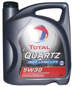 Total Quartz Ineo Long Life 5W-30 / 5L