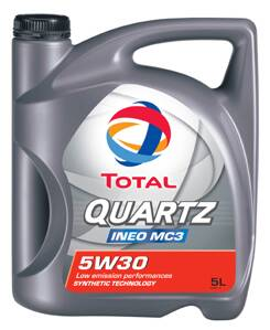 Total Quartz Ineo MC3 5W-30 / 5L